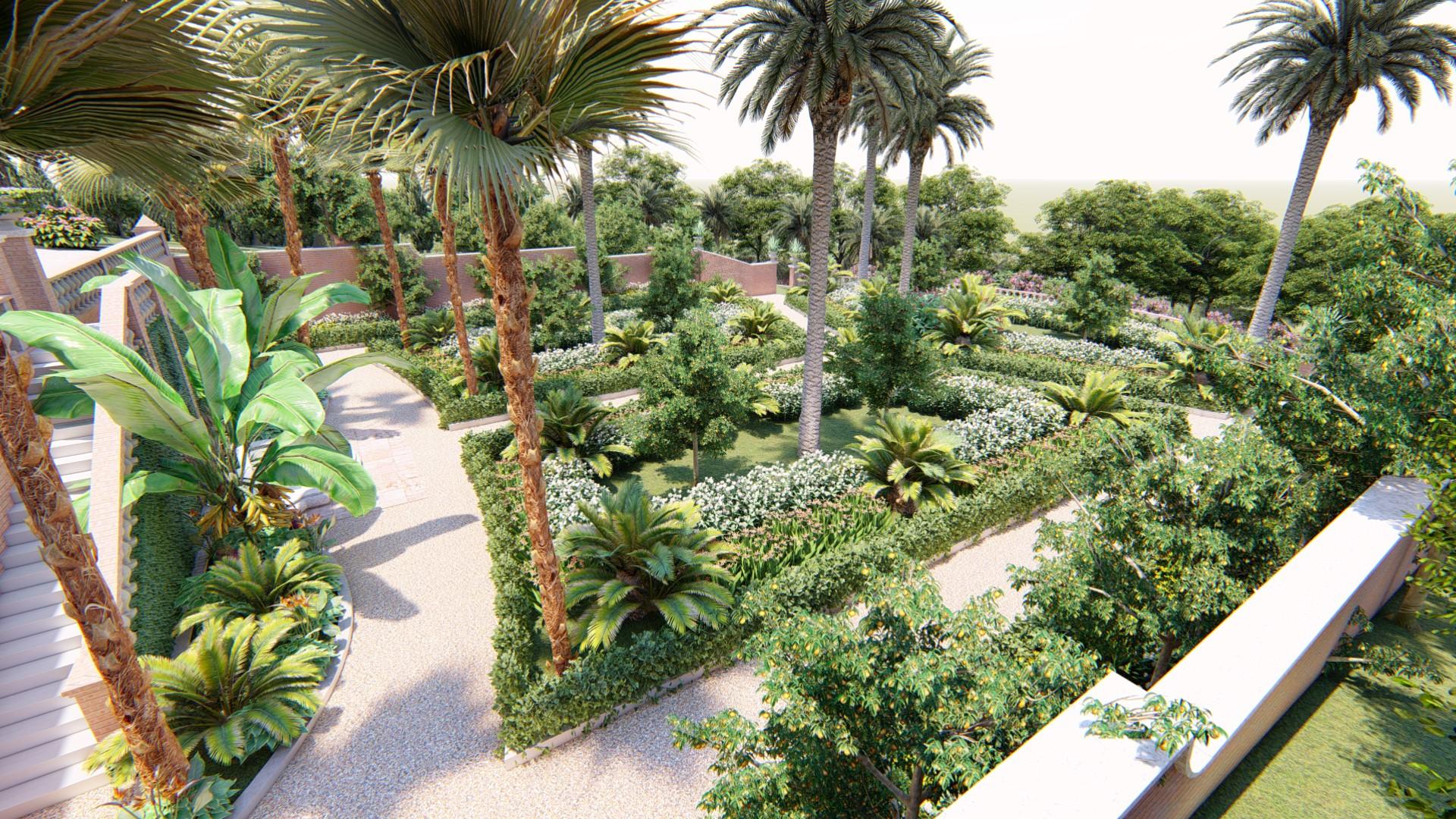 Architettura Del Verde restauro e valorizzazione del parco storico di villa giulia